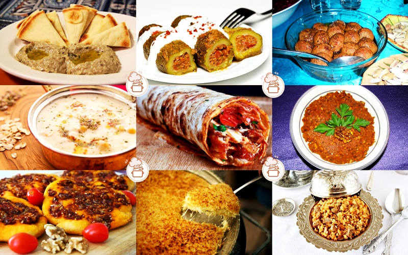 Gastronomi Şehri Hatay'da Tatmanız Gereken Lezzetler