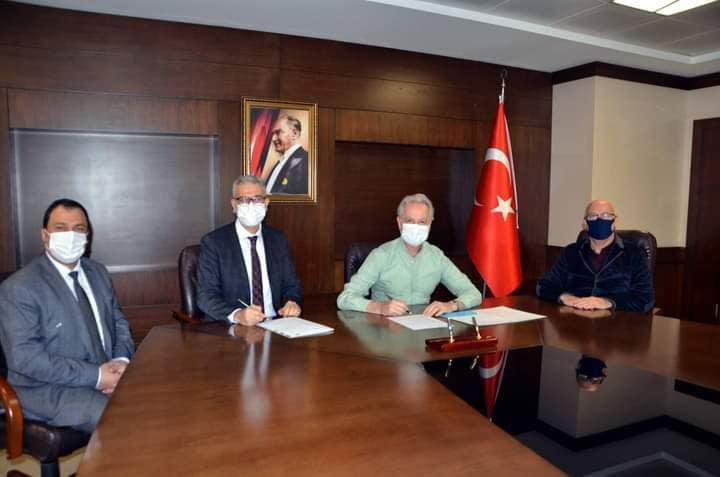 İTSO ile Batıgöz Hastanesi Arasında Protokol İmzalandı