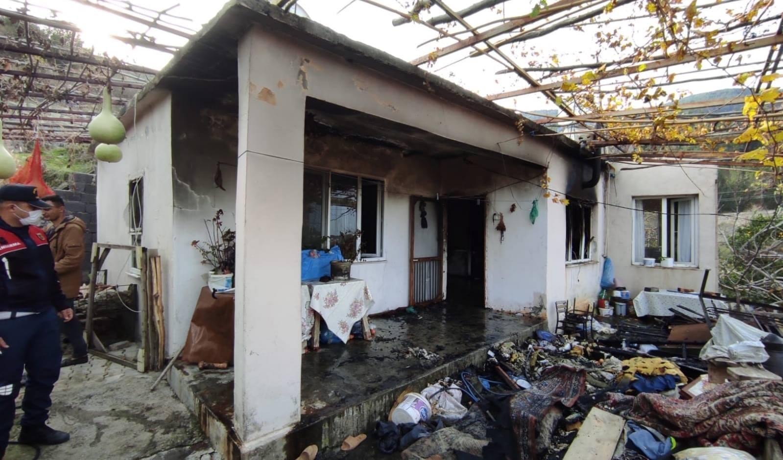 Gazinin Evi Yeniden Yapılacak
