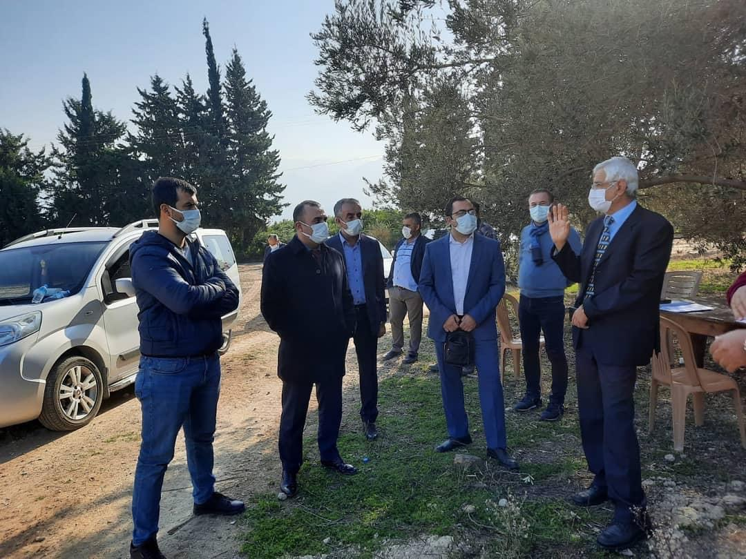 Arsuz Devlet Hastanesi Yer Teslimi Yapıldı