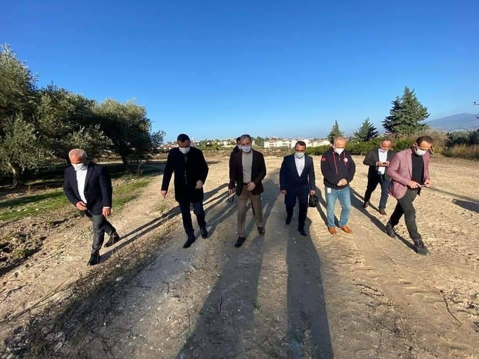 Arsuz Devlet Hastanesi Yer Teslimi Önümüzdeki Hafta Yapılıyor