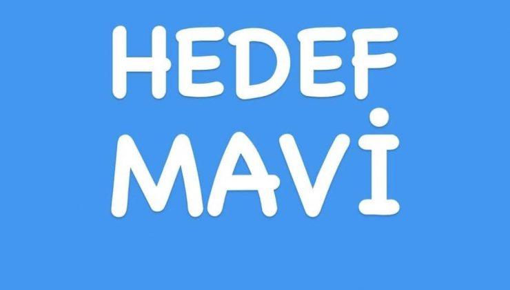 Başkan Tosyalı : Hedef Mavi