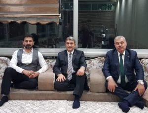 MHP Hatay İL Başkanı Adal'ın Evinde Cumhur İttifakı Zirvesi