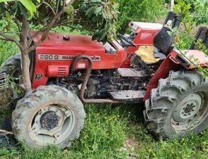 Belen'de Traktör Kazası 1 Kişi Hayatını Kaybetti