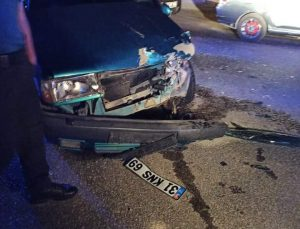 İskenderun'da Kaza: 5 Yaralı