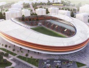 Milletvekili Özel, İskenderunspor'un Yeni Stadın Görselini Yayınladı