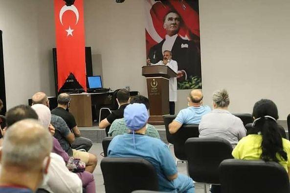 Bayrakçıoğlu, Geniş Katılımlı Toplantı Düzenledi