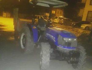 Dörtyol'da Traktör Hırsızları Yakalandı