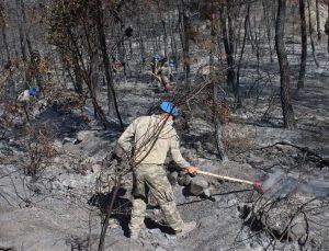 Dörtyol'da Çıkan Yangın Kontrol Altına Alındı