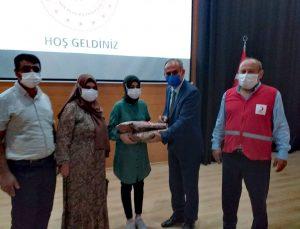 İskenderun'da LGS ile YKS Başarısına Ödül