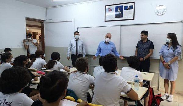 Başkan Tosyalı, Öğrencilerle Bir Araya Geldi